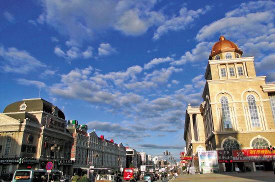 内蒙古满洲里是我国东北地区的热门旅游城市  图/赵婷婷