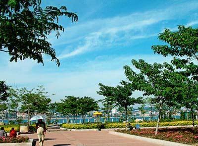青岛4a级景区之青岛海滨风景区