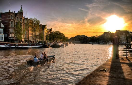 荷兰:阿姆斯特丹
