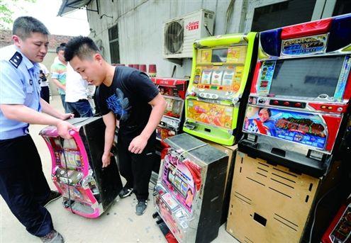 济南警方查获普通居民楼内的地下赌场。