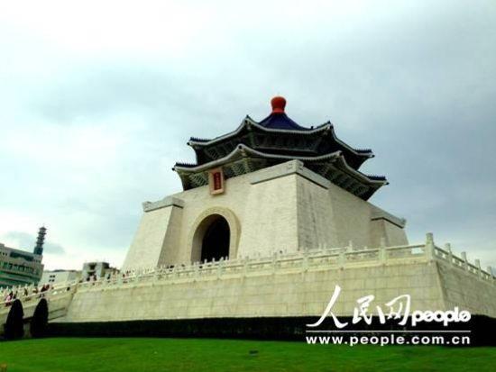 中正纪念堂(摄影:厉姣)