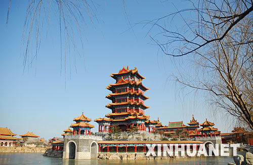 颐和园之后中国古典园林的图片
