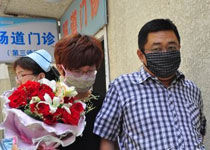 山东首例禽流感患者16日康复出院