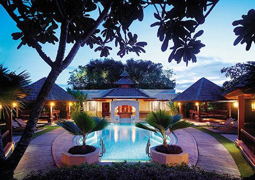麦丹岛度假酒店