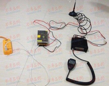 卖家发过来的全套作弊器设备图