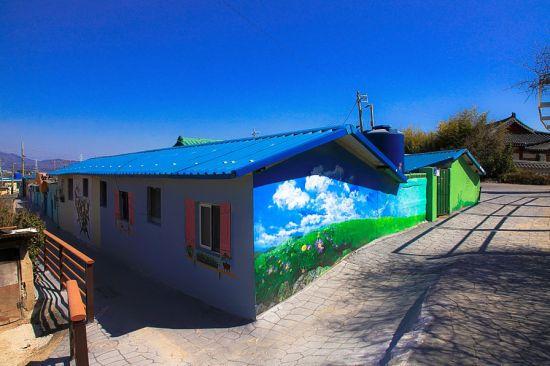 蔚山神话村