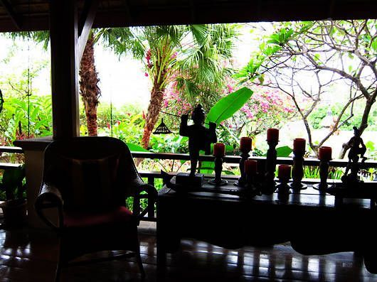 雨中的嘀嗒声和雨后清新的空气,让我们的身心得到了很好的放松