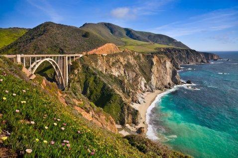 美国加州1号公路