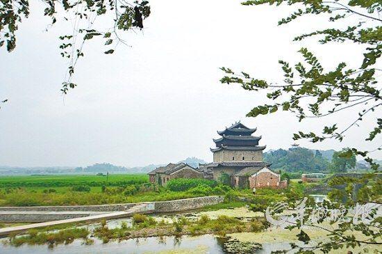 """湖南永州""""上甘堂村""""有1100年历史"""