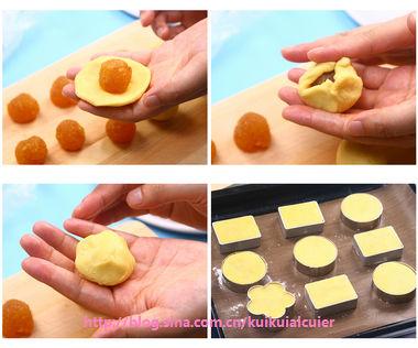 台式月饼凤梨酥