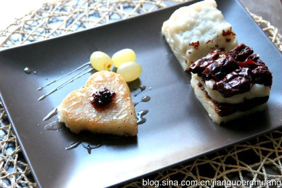 老北京枣切糕