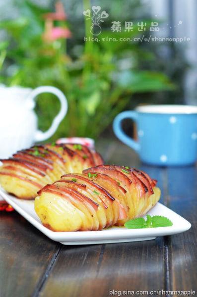 风琴烤土豆