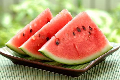 夏季对应体质吃水果