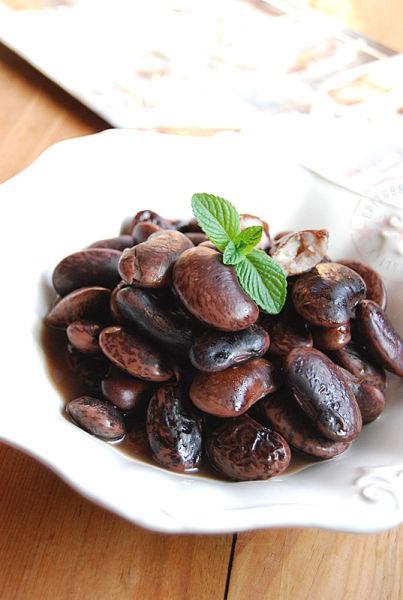 冰糖黑芸豆