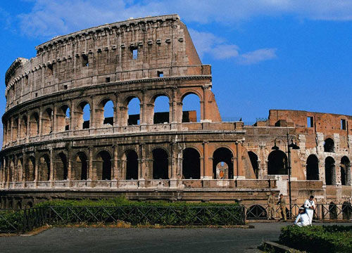 罗马竞技场