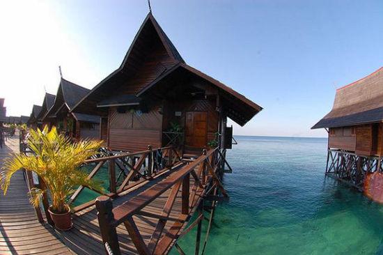 马来西亚卡帕莱岛