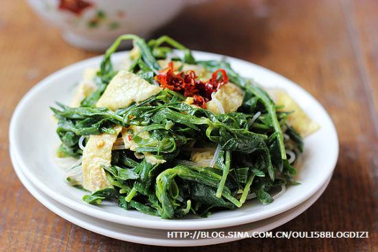 野菜新吃法