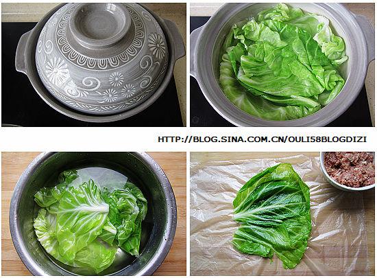 翡翠头菜卷