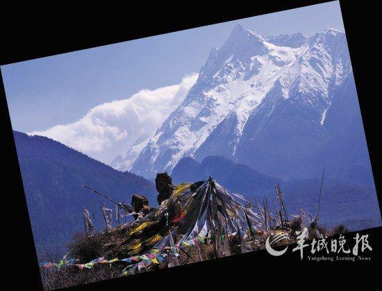 雅鲁藏布江风景区