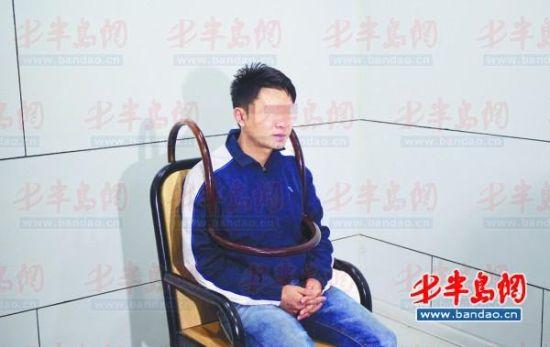 嫌疑人王某被警方抓获。