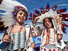 现代美洲印第安人生活方式和传统文化相结合