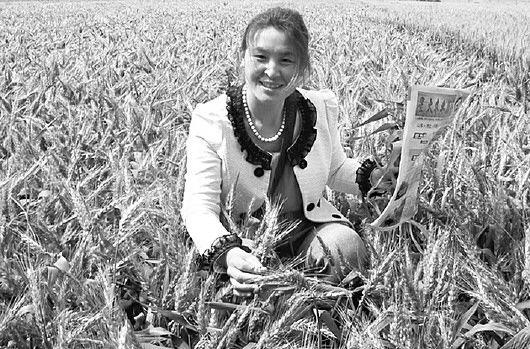 郓城农家女肖玉荣打工12年为公公还债