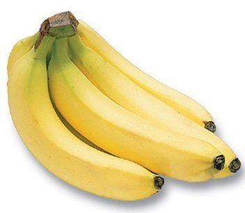 1、香蕉热量87千卡/100克