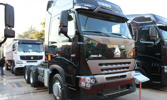 中国重汽:国产卡车卖到非洲