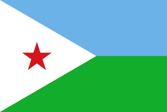 非洲国旗 印花矢量图