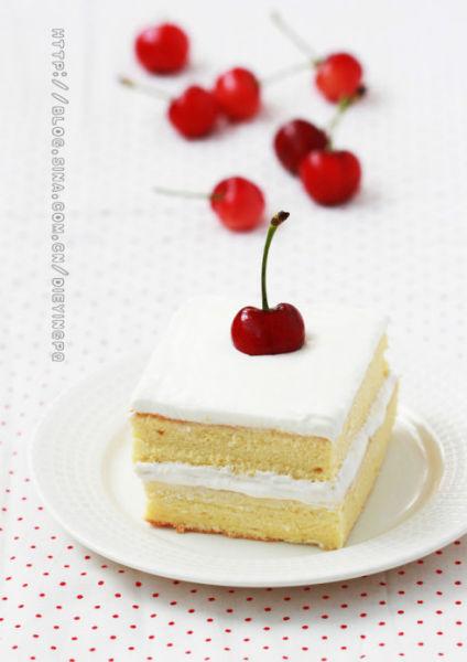 酸奶威风蛋糕