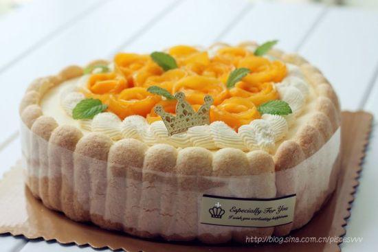 乳酪慕斯蛋糕 夏日里的小清新 _山东微生活美食_山东