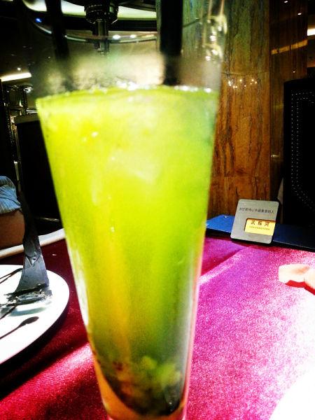 猕猴桃果蔬汁