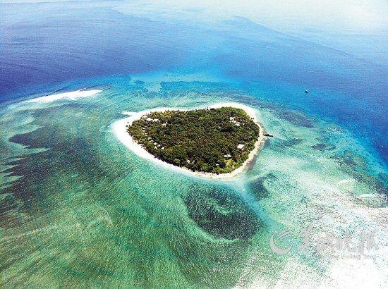 斐济心形岛