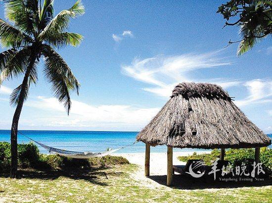 斐济的MANA岛