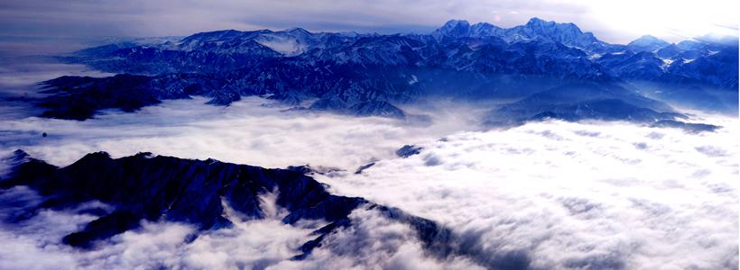 太清道家山海之旅 太清风景游览区位于崂山东南端.