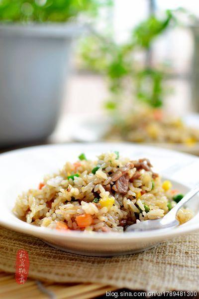 飘香烩肉炒饭