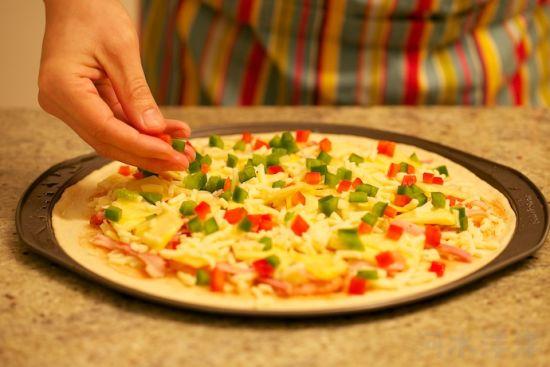 夏威夷披萨