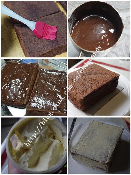 香浓巧克力蛋糕