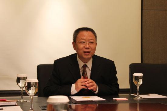中国重型汽车集团有限公司副总经理于有德先生