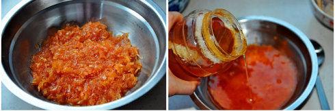 蜂蜜葡萄柚茶
