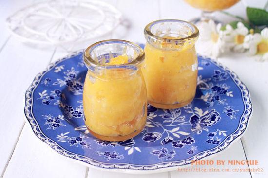 英式柠檬酱