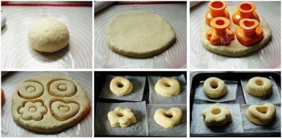 柠檬糖霜甜甜圈