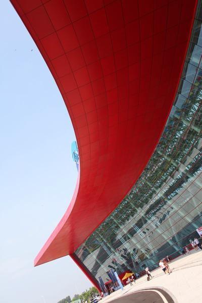 即墨温泉新展馆―青岛国际博览中心