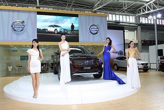 沃尔沃三款60系列轿车青岛正式发布