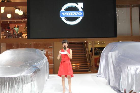 沃尔沃新款60系在齐鲁秋季车展格调上市