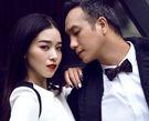 明星爱街拍:黄觉阚清子演绎黑白经典