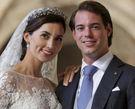 卢森堡二王子法国大婚欧洲再诞生一枚平民王妃