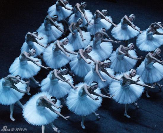 《天鹅湖》版本多芭蕾名团剧照比拼