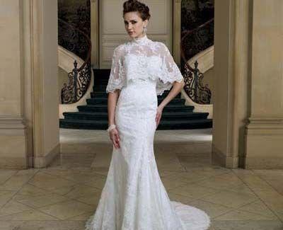 秋季婚礼怎么穿盘点20件绝美嫁衣
