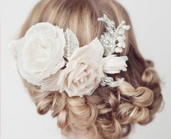 国庆结婚季来袭18款浪漫新娘发型美翻天